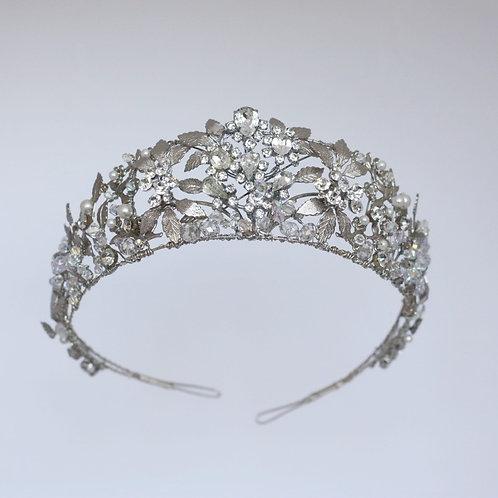 Handmade royal tiara