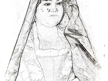 The Strange (Mahogany) Case of Miss Hare