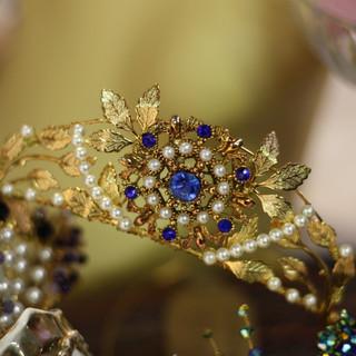 The Cassandra tiara