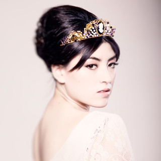The Victoria tiara