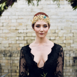 The Bernadette tiara