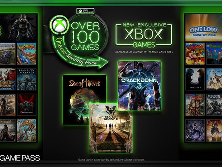 Xbox Game Pass Games Review Scores show quality of titles available