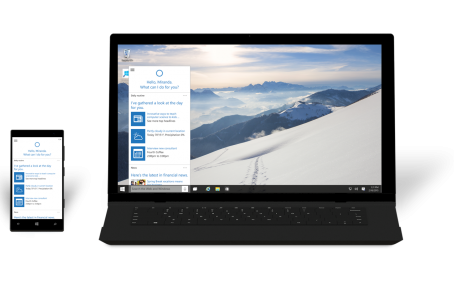 Windows 10: Cortana confirmed for PCs and Tablets