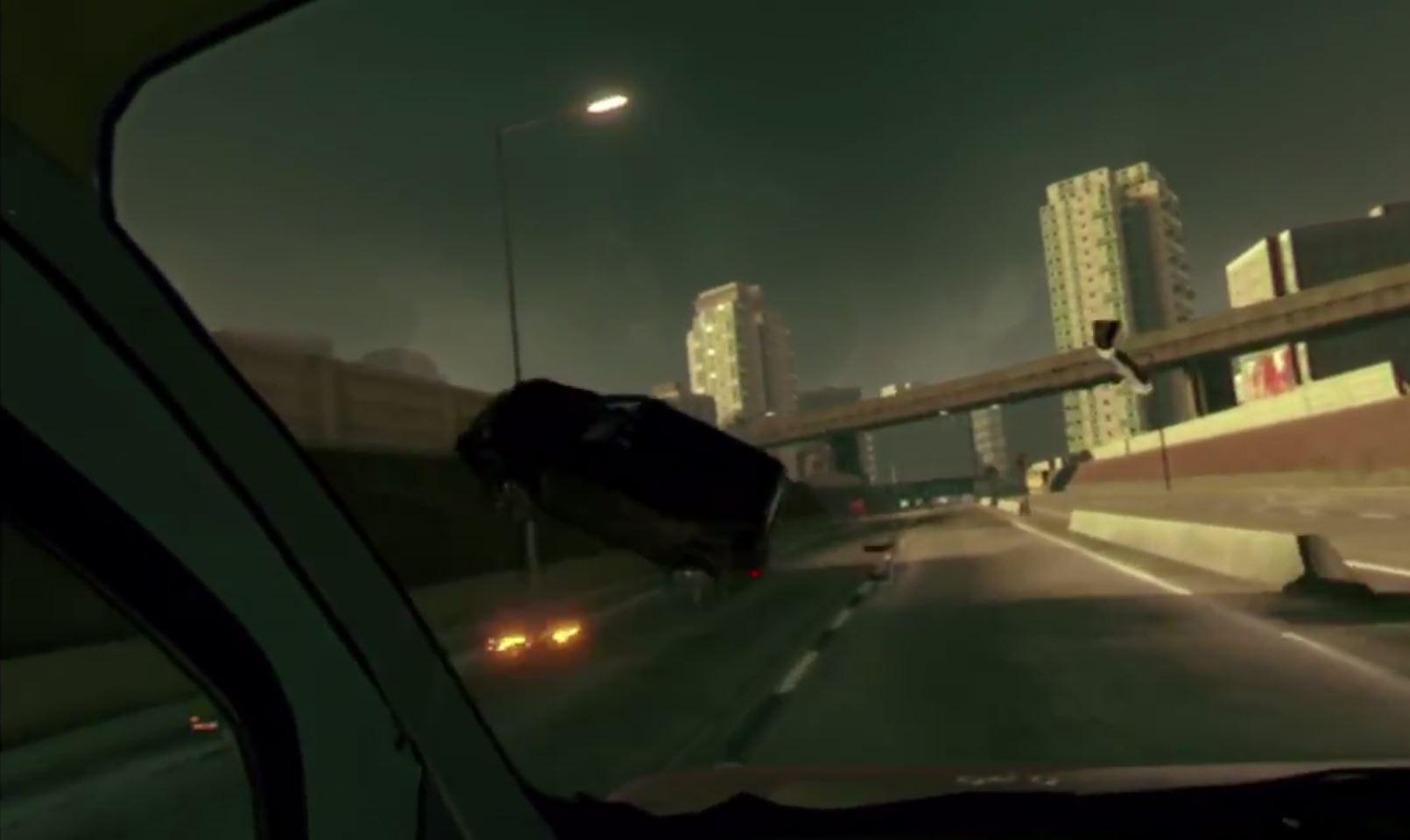 PlayStation VR - London Heist