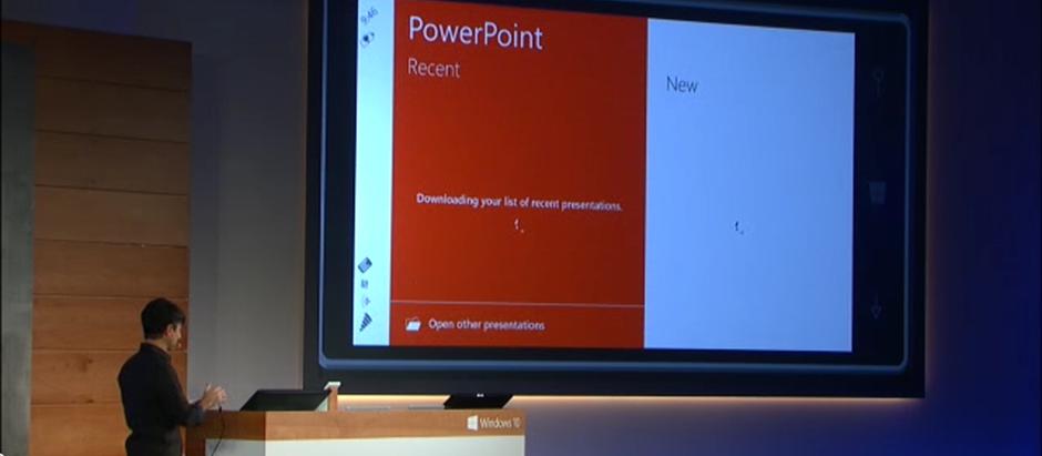 Windows 10: Office arrives as a Universal App on Windows 10
