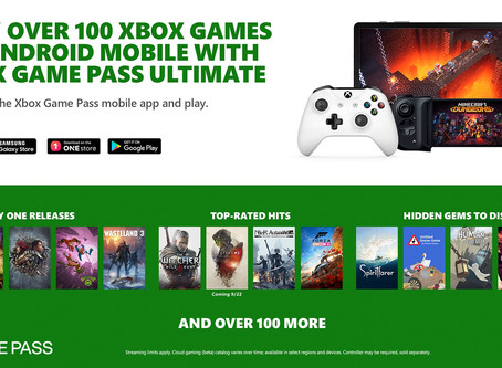 Xbox Cloud Gaming now available in Ireland - here are all the games at launch
