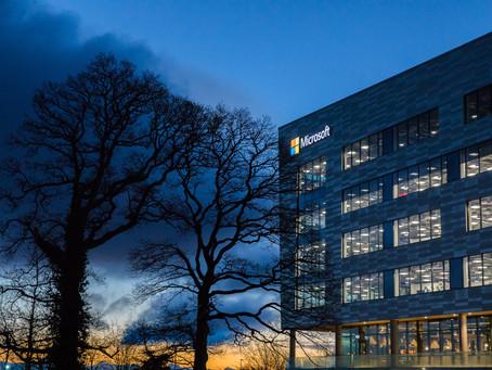 Microsoft Ireland's €134 million new campus opened by Taoiseach, Leo Vradkar