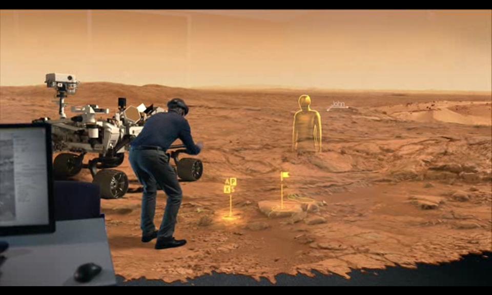 HoloLens - NASA