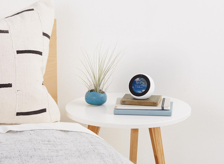 Amazon Echo Spot, now officially available in Ireland