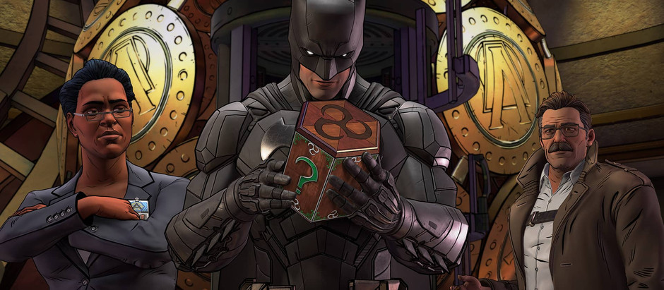 Batman: The Enemy Within - Review