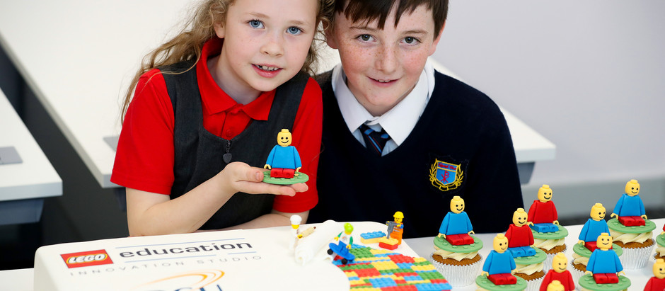 Education is Awesome with new DCU and LEGO programme