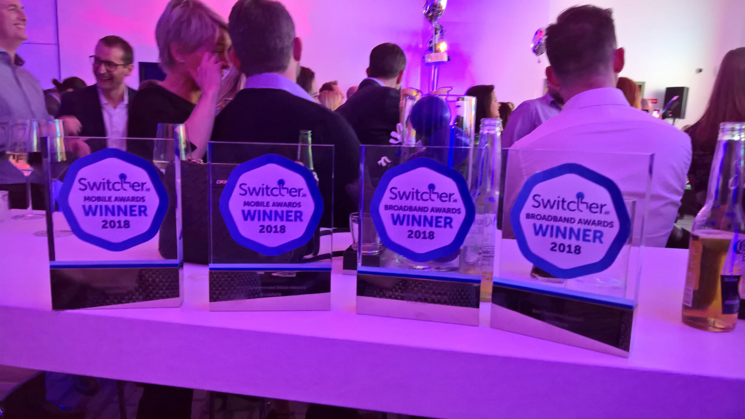 Switcher Award - Vodafone