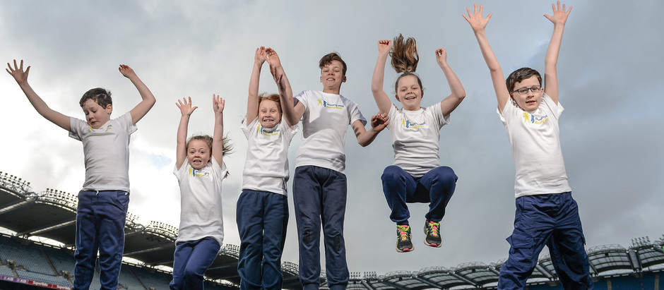 World's Largest project to improve Children's fitness: Irish researchers with 2,000+ childre