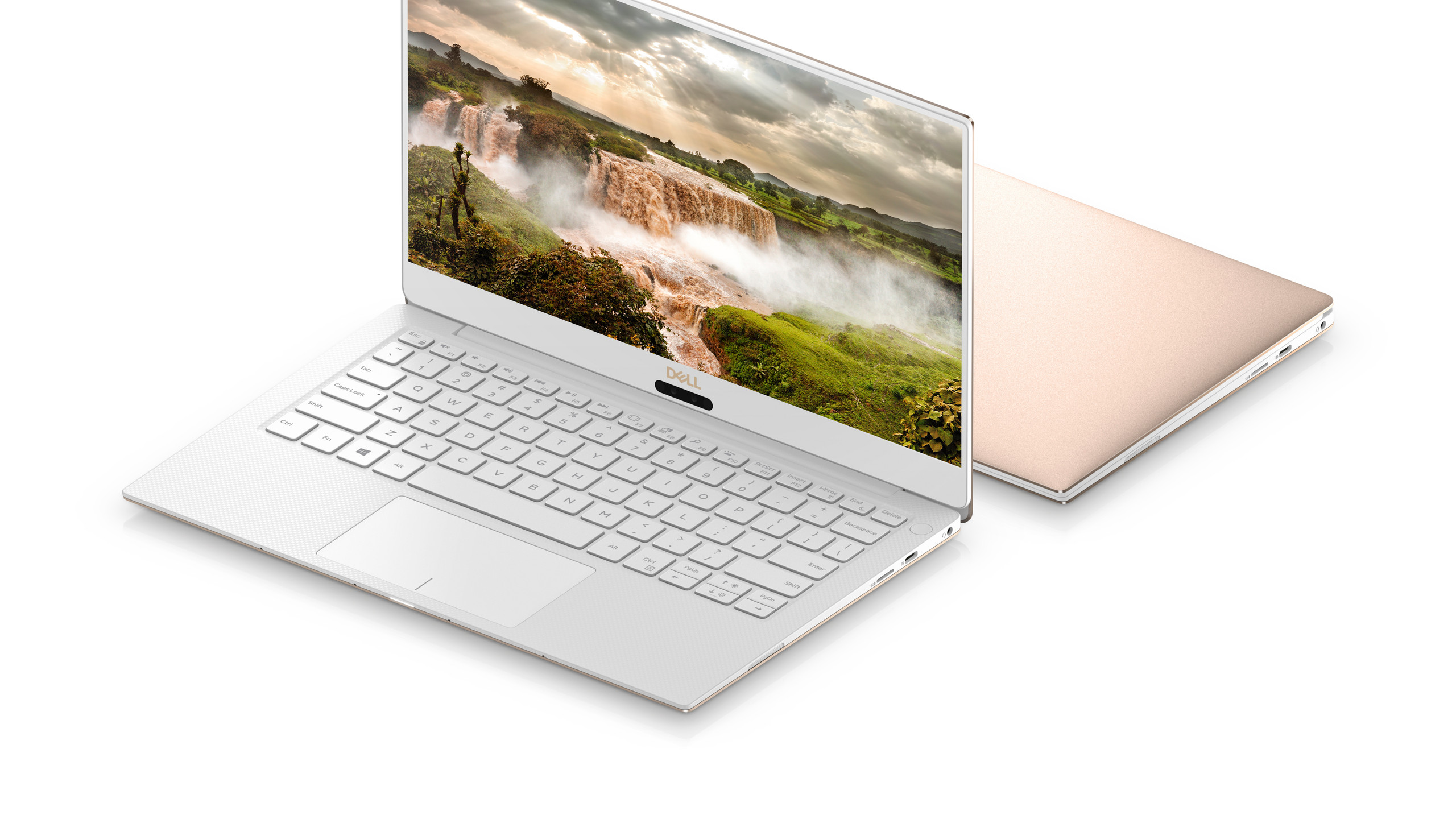 Dell XPS 13 Alpine White & Rose Gold