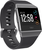 Fitbit Ionic plain design