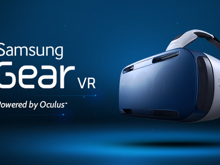 Samsung's Gear VR virtual reality headset: Days of Future Past?