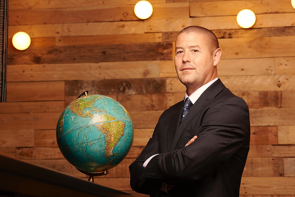 Paul Synnott, Country Manager, announced as new Director Esri