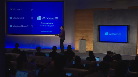 Windows 10 surprise of the day: FREE Upgrade for almost all Windows users