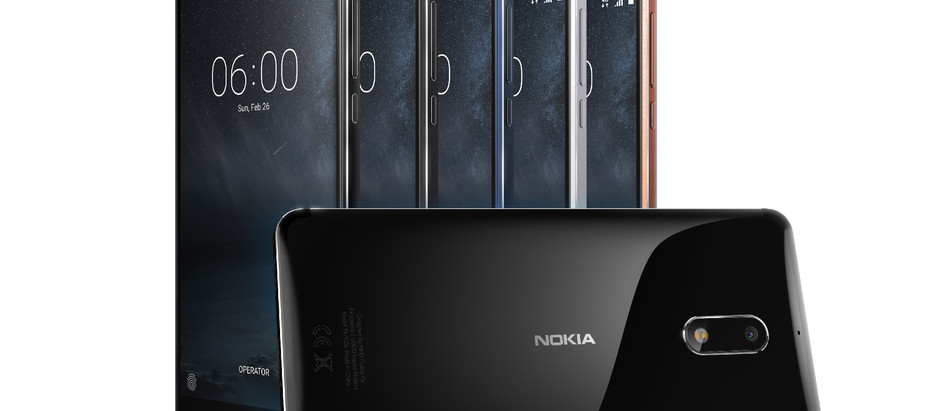 Nokia returns to the Irish Market with four new handsets