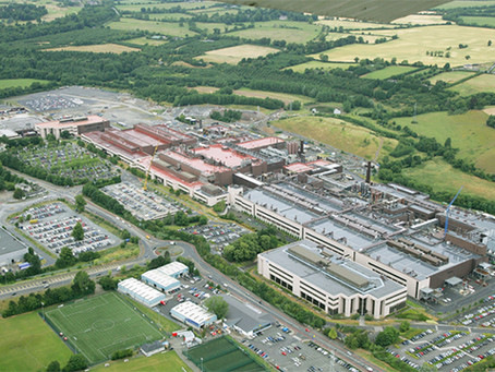 Intel's 360-acre Leixlip campus runs on 100% green energy