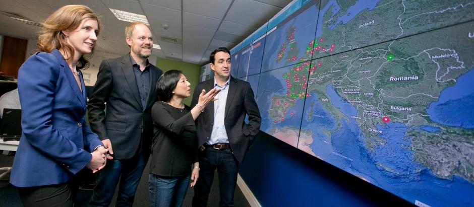 Fleetmatics Opens Network Operations Centre in Tallaght