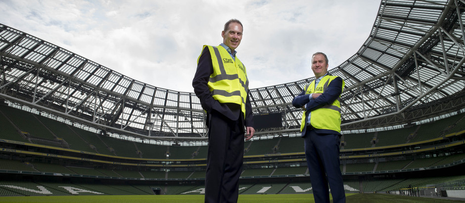 Data Solutions' 5th annual Secure Computing Forum comes to the Aviva Stadium