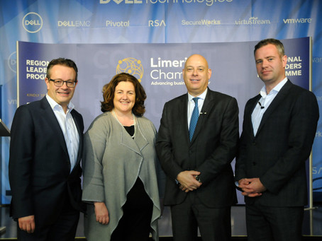 Business Leaders in the Mid-West benefit from Program from Dell EMC, University of Limerick and Lime