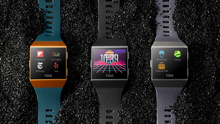 Fitbit Ionic gets smarter with first software update