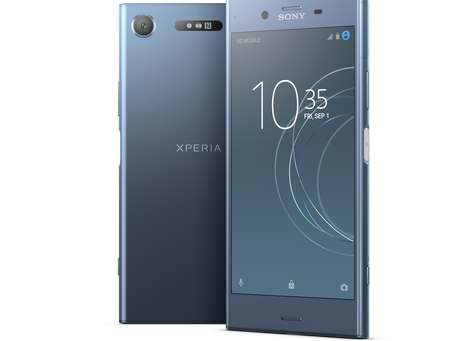 Sony Xperia XZ1: Review