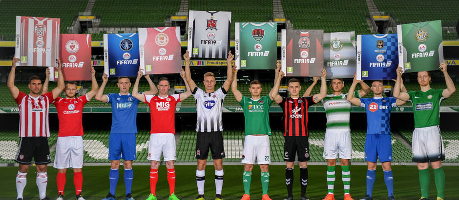 FIFA 19 brings local flavour back with League of Ireland Club Packs