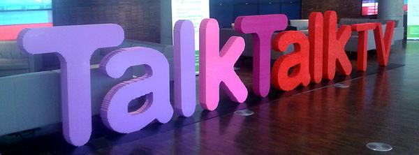 All the pieces coming together for TalkTalkTV