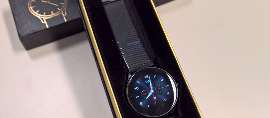 K88H Smart Watch: Review