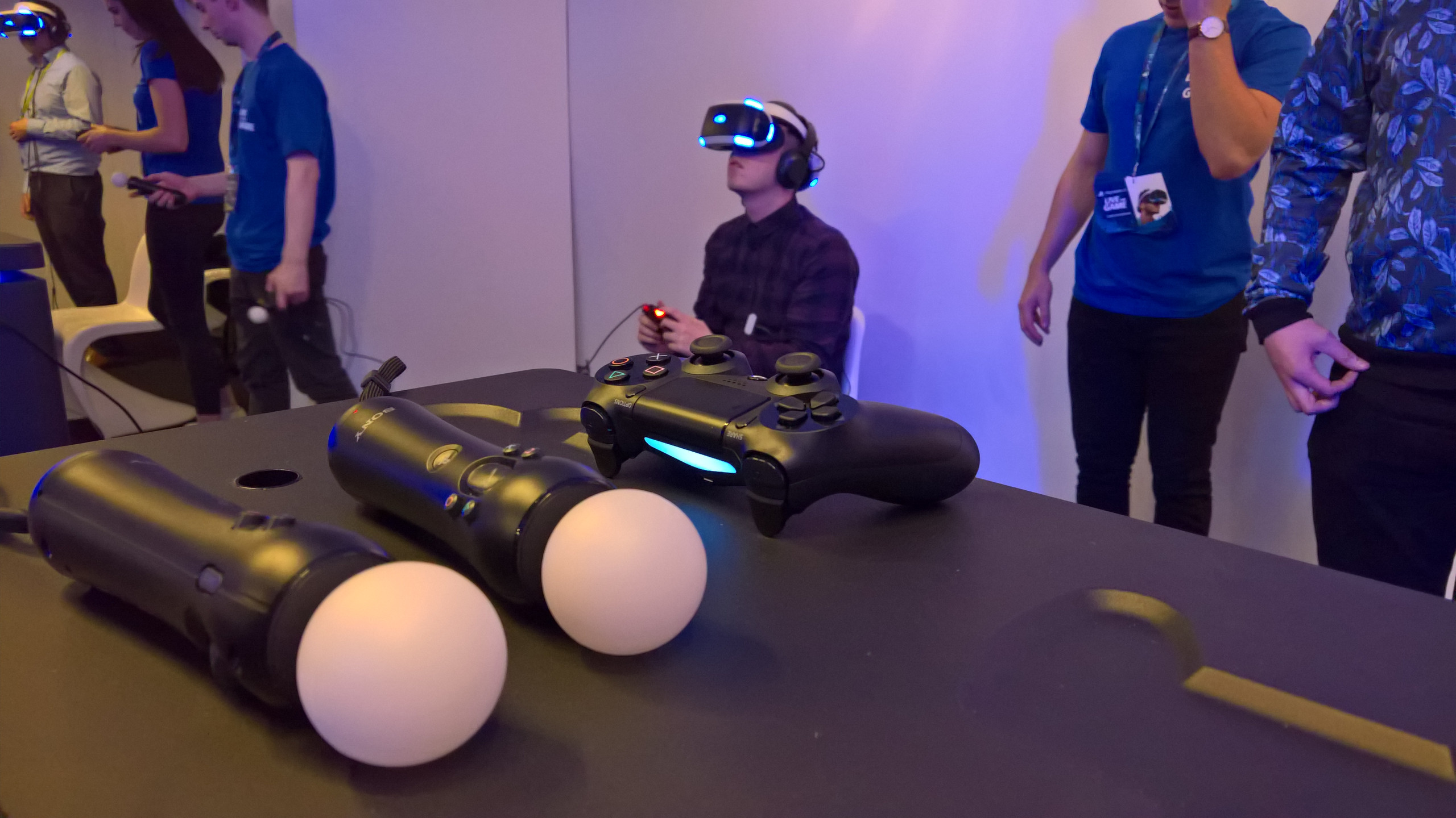 PlayStation VR Event Dublin 2016  (5)
