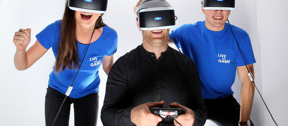 Irish Gamers to Get Heads-On with PlayStation VR at Dublin Pop-Up