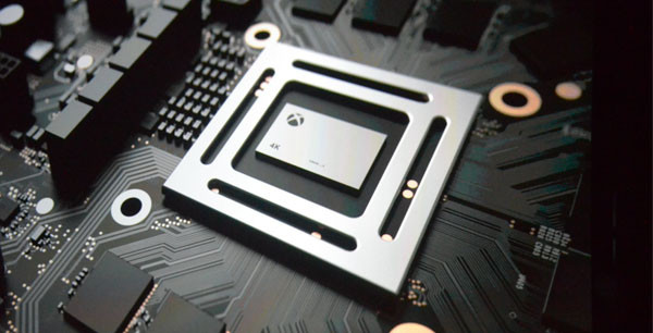 Xbox 'Project Scorpio', for significantly improved Xbox One