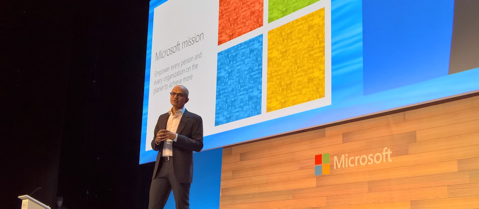 Microsoft Increases European Cloud Investment to $3 Billion, Unveils Cloud Policy Document