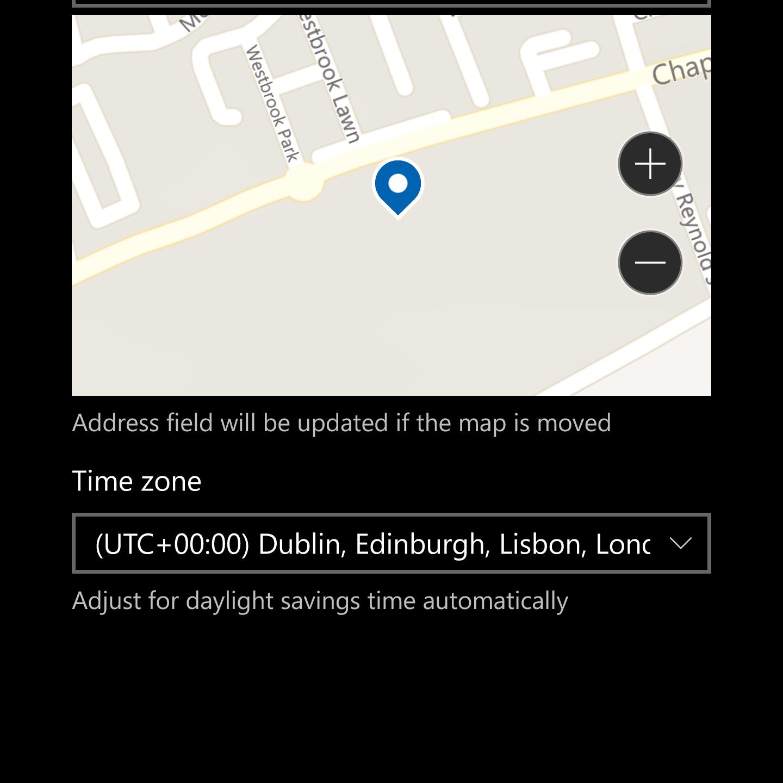Invoke Cortana Setup