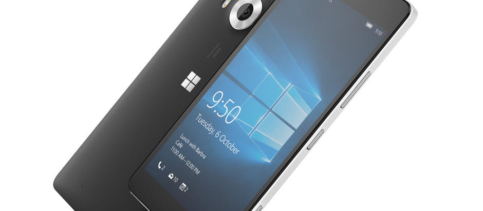 Microsoft Lumia 950: Review