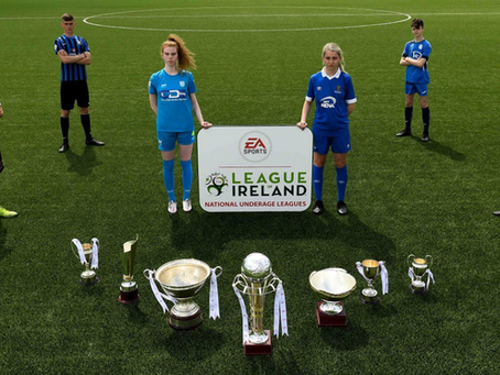 EA Sports to sponsor League of Ireland National Underage Leagues