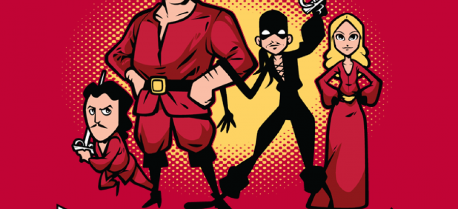 Geek Chic: Ever wanted a Princess Bride and Incredibles mash-up T-Shirt? As you wish.