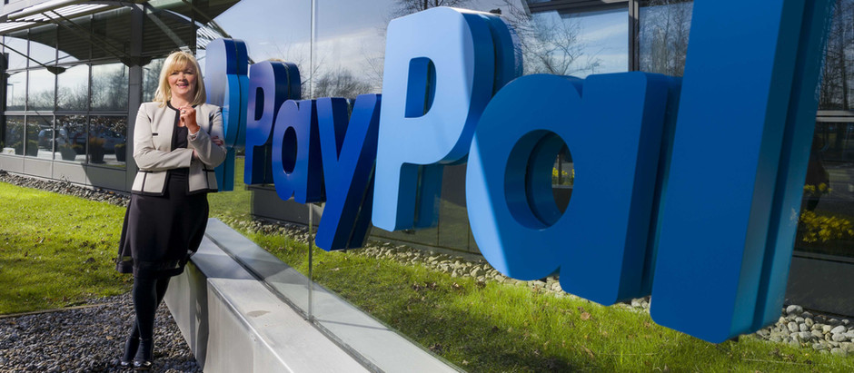 100 New English Speaking Jobs at PayPal in Dublin