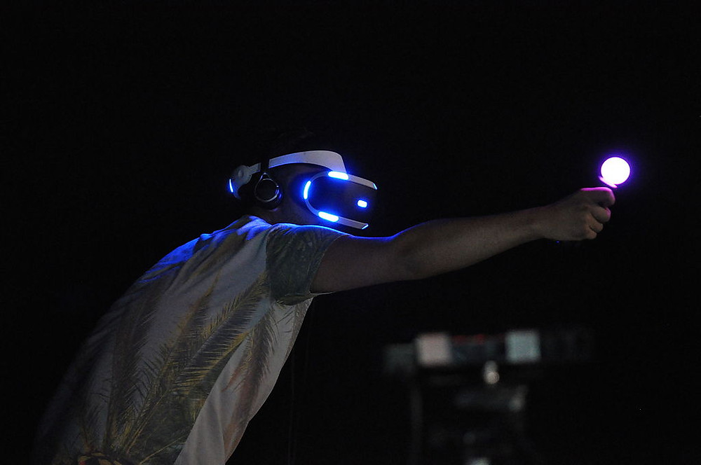 Image Credit: Wikimedia, Source Sony: Project Morpheus, Author: Marco Verch