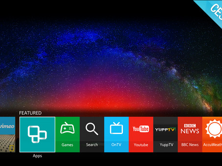 Samsung shuns Android TV, pushes ahead with Tizen for 2015 Smart TV line up