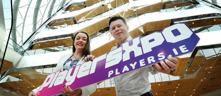 PlayersXpo promises 'Gaming not Queueing' for a two-day extravaganza this October.