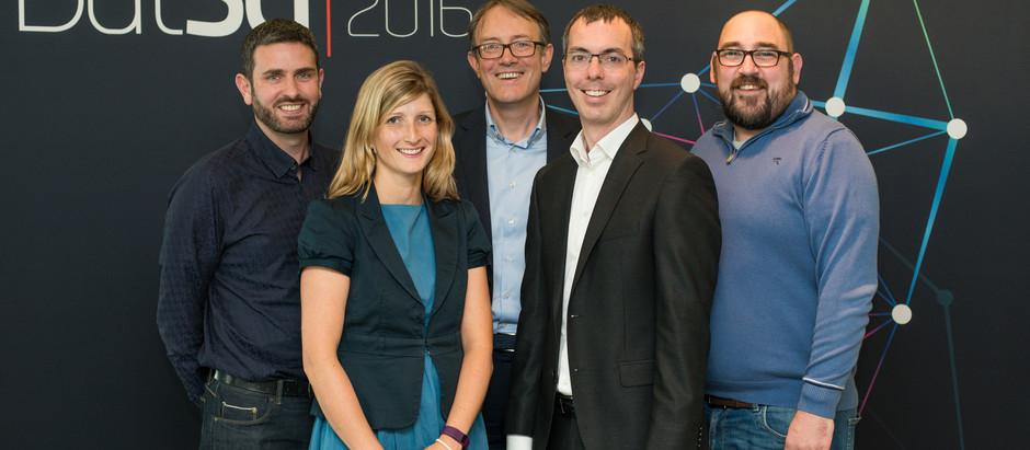 DatSci Awards 2016 Celebrate Achievements in Data Science in Ireland
