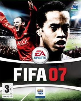 FIFA 07 (UK Cover)