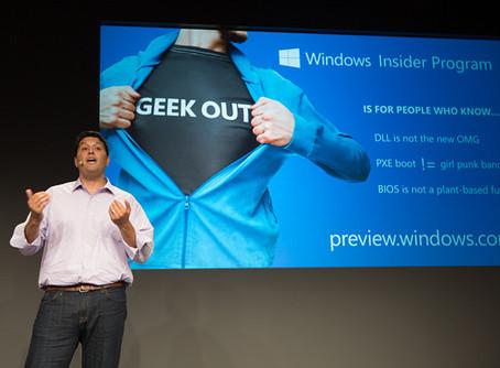 Microsoft Details Schedule for Windows 10