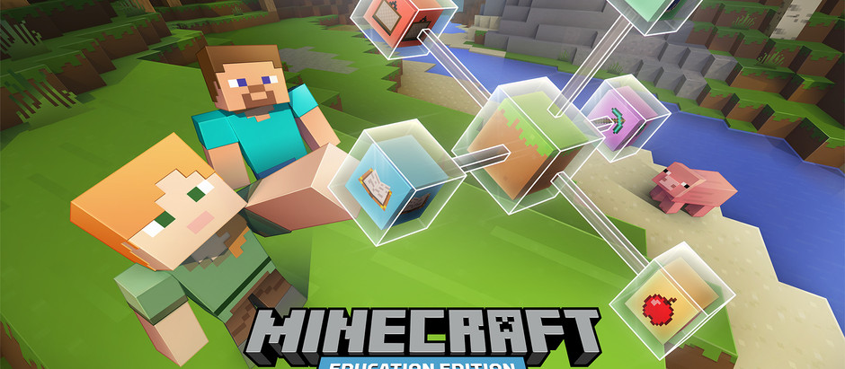 Microsoft launches Minecraft: Education Edition