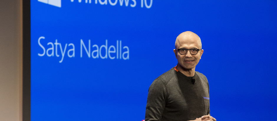 "Windows 10: ""The best place for Microsoft Services"", says CEO"