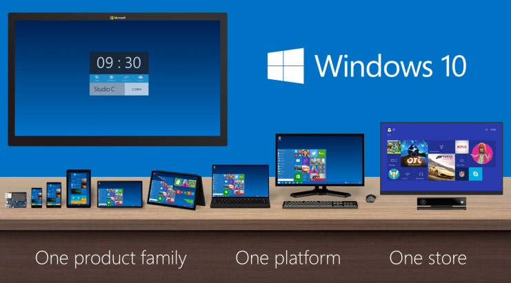 Windows 10 Expected to Drive Major PC Sales Drive